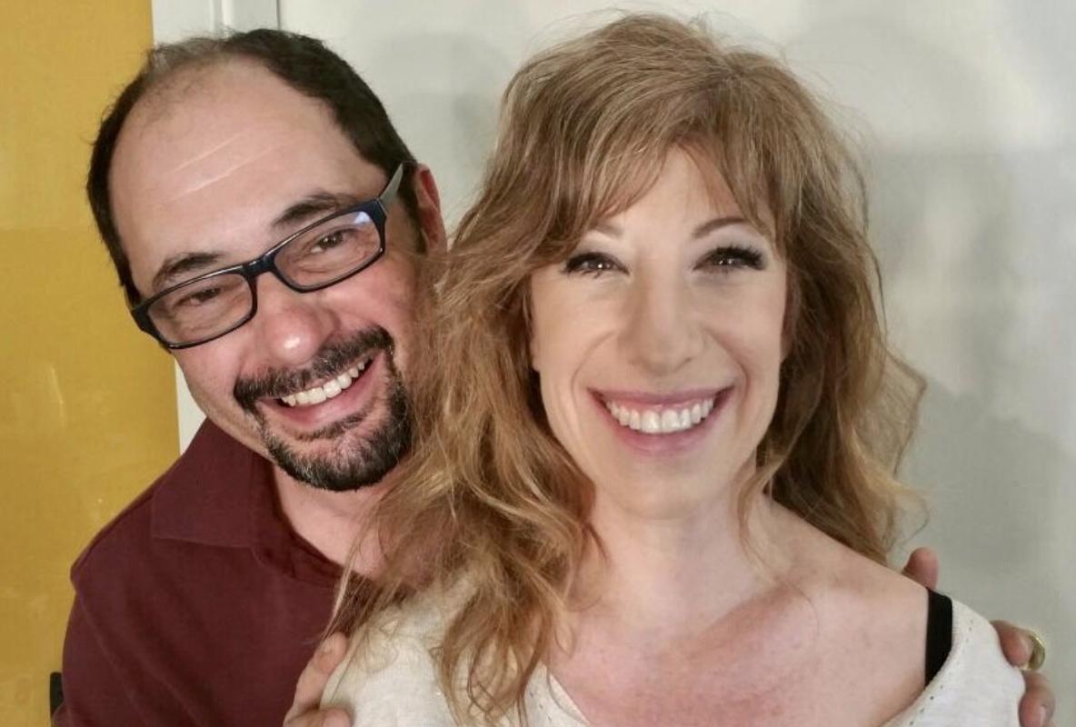 Els actors Jordi Sánchez i Nathalie Sesena | Instagram @nathalies_oficial