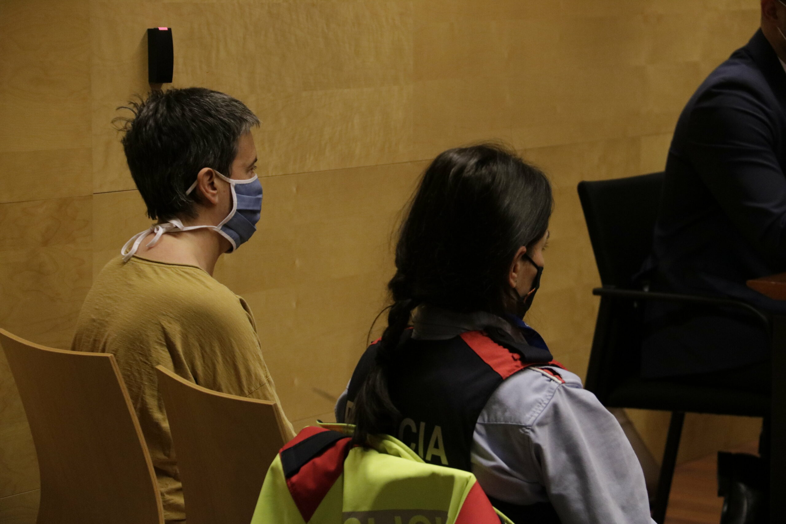 La mare que va matar la filla a Girona | ACN