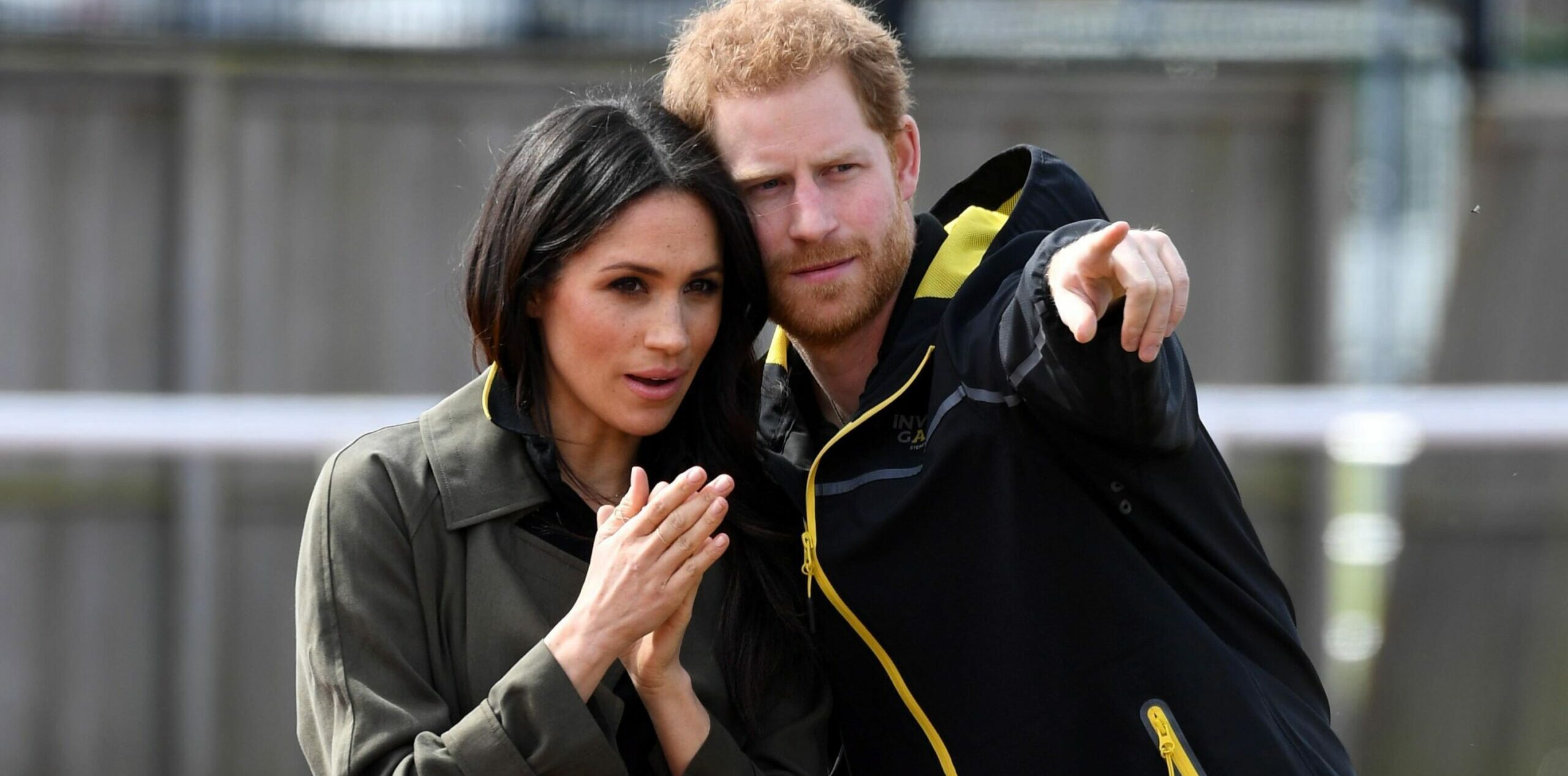 Meghan Markle i el príncep Harry en una foto d'arxiu / Europa Press