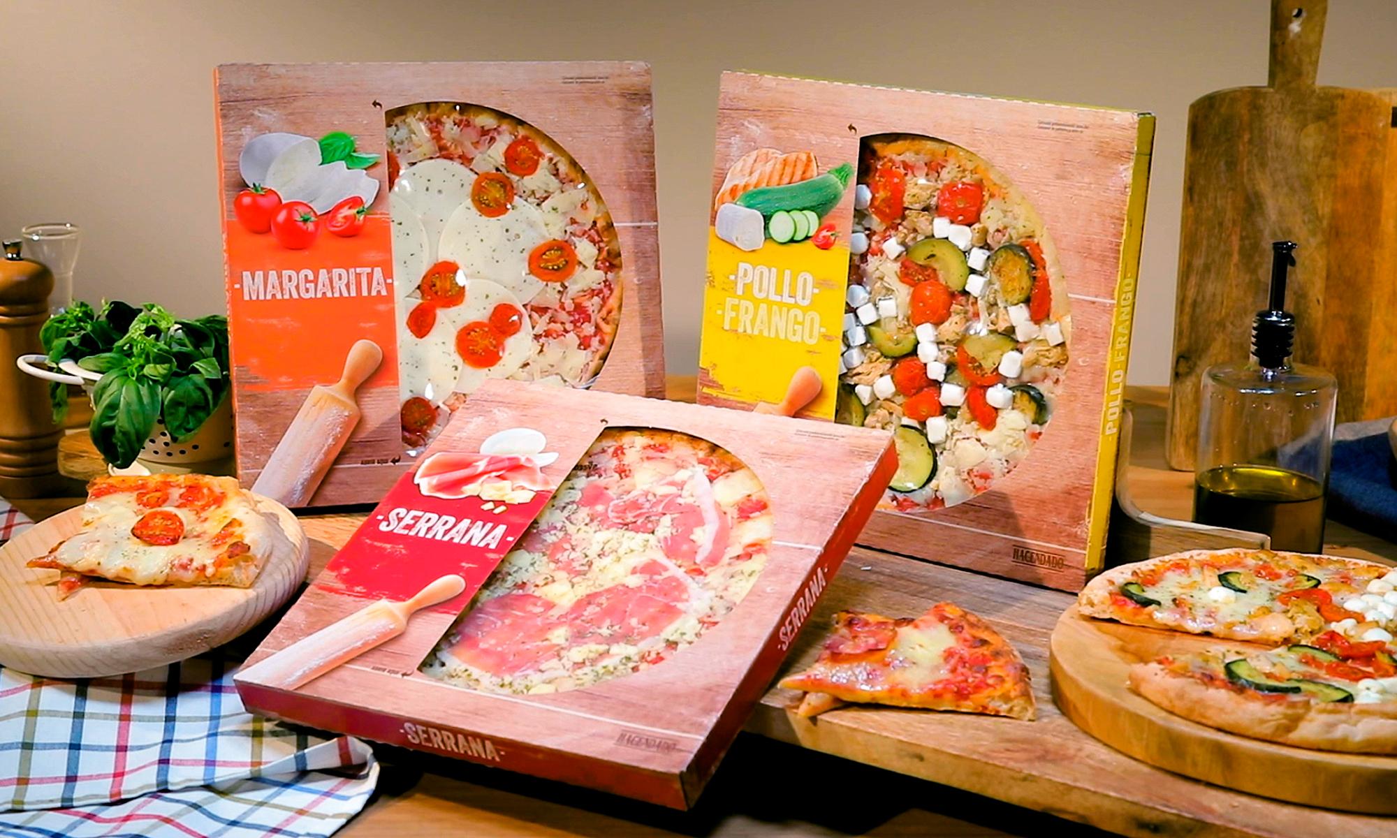 Noves pizzes fresques Hacendado