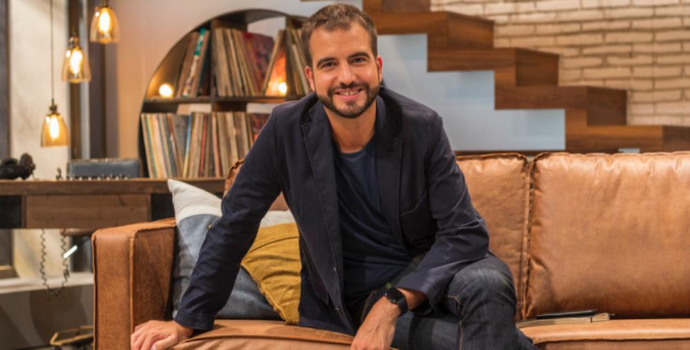 Ricard Ustrell a 'Planta Baixa' - TV3