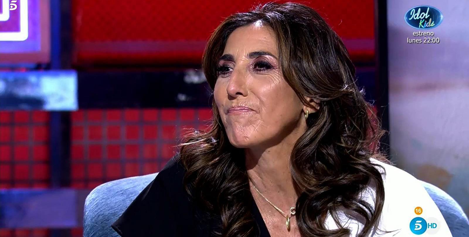 Paz Padilla, al 'Deluxe' - Telecinco