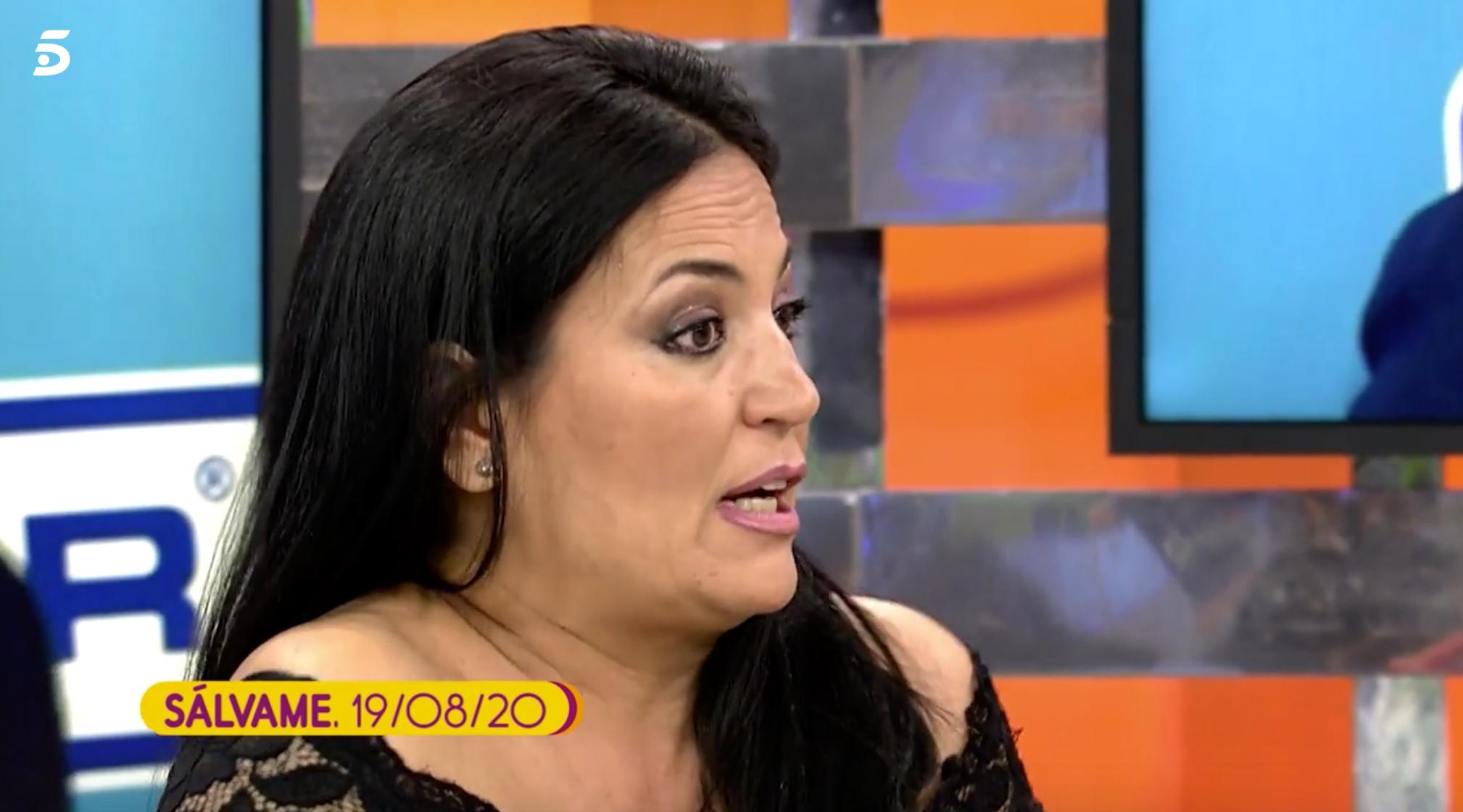 Lely Céspedes, en una entrevista al 'Deluxe' - Telecinco