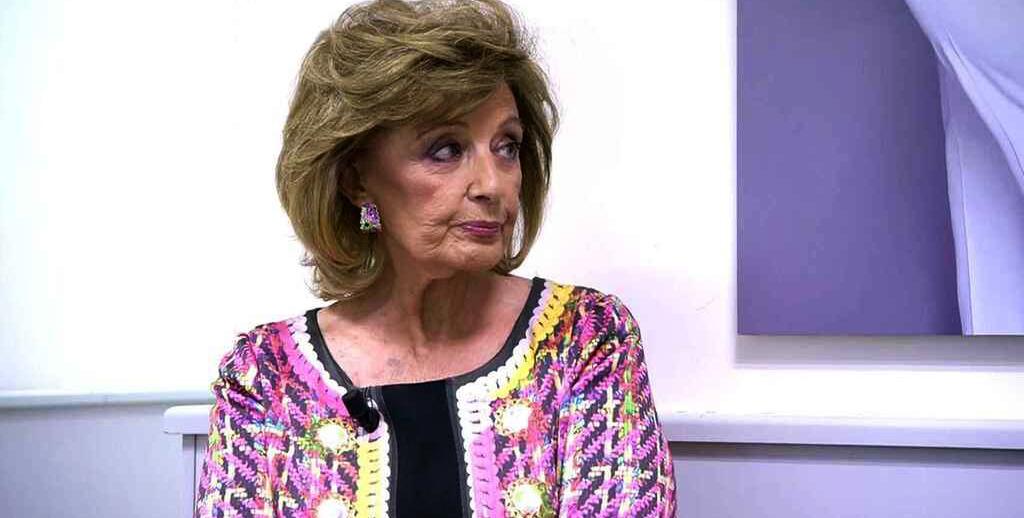 María Teresa Campos, acomiadada - Telecinco