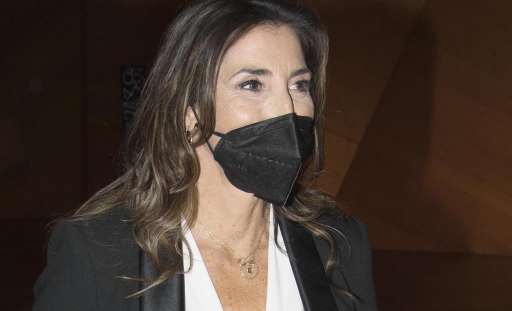 Paz Padilla reconeix que ha estat ingressada - Europa Press