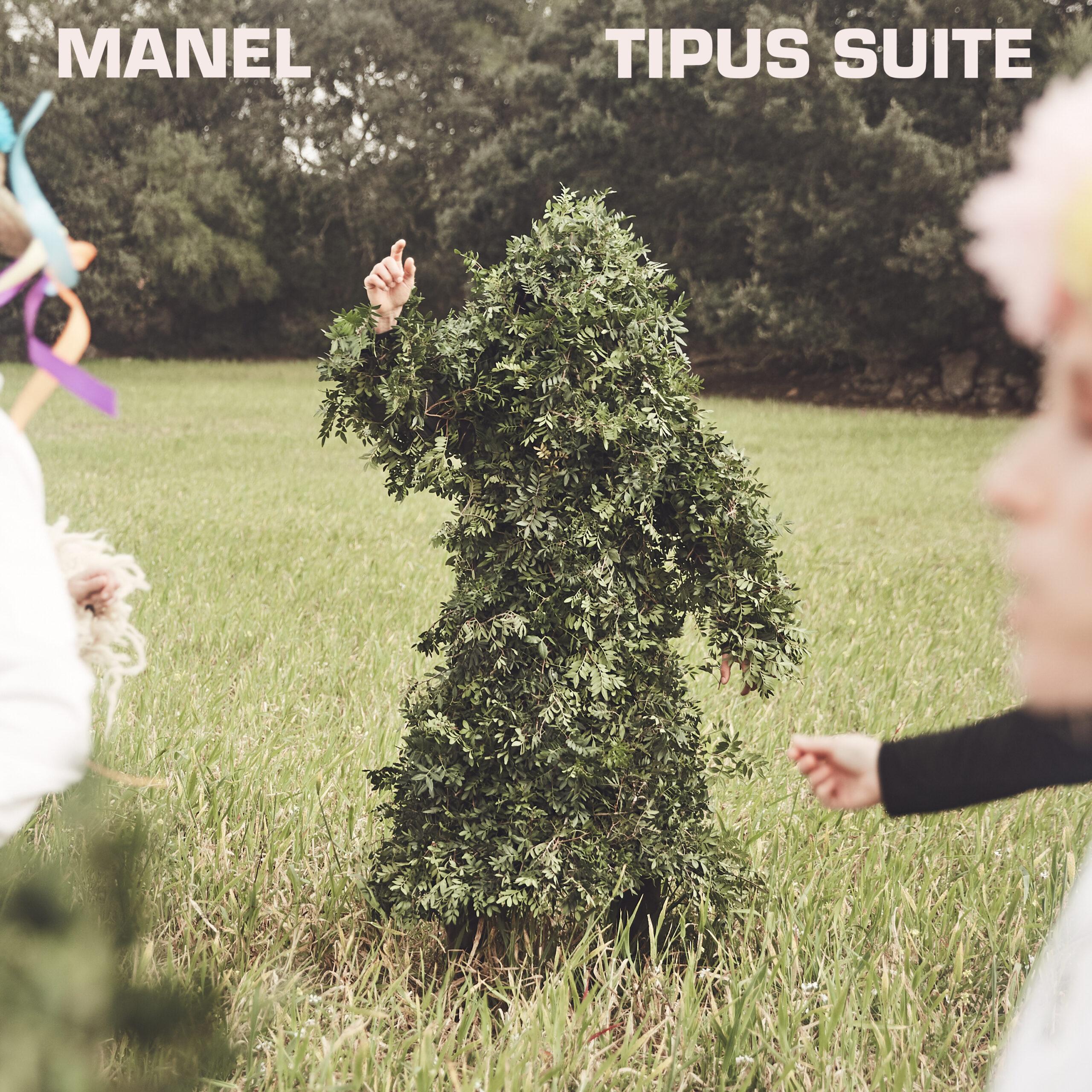 Portada del nou 'single' 'Tipus Suite'