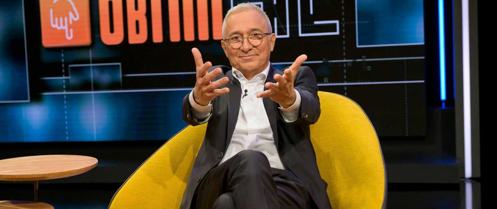Xavier Sardà a 'Obrim fil' - TVE