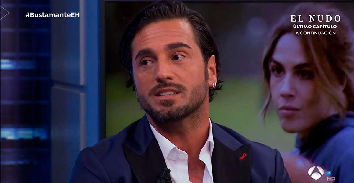 David Bustamante s'emociona a 'El Hormiguero' - Antena 3