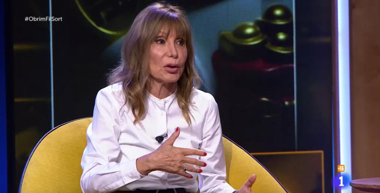 Pilar Eyre parla de la germana a TVE