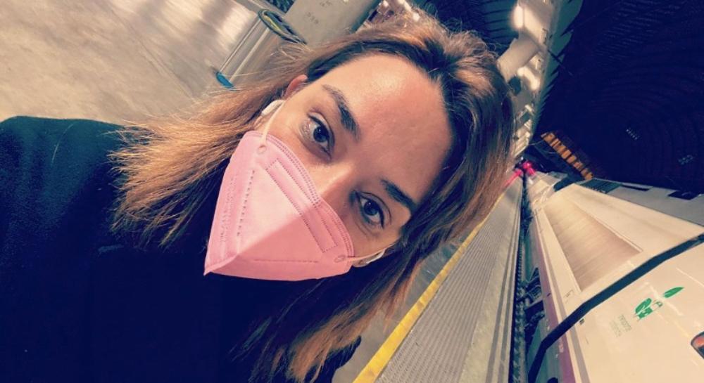 Toñi Moreno, preocupada - Instagram
