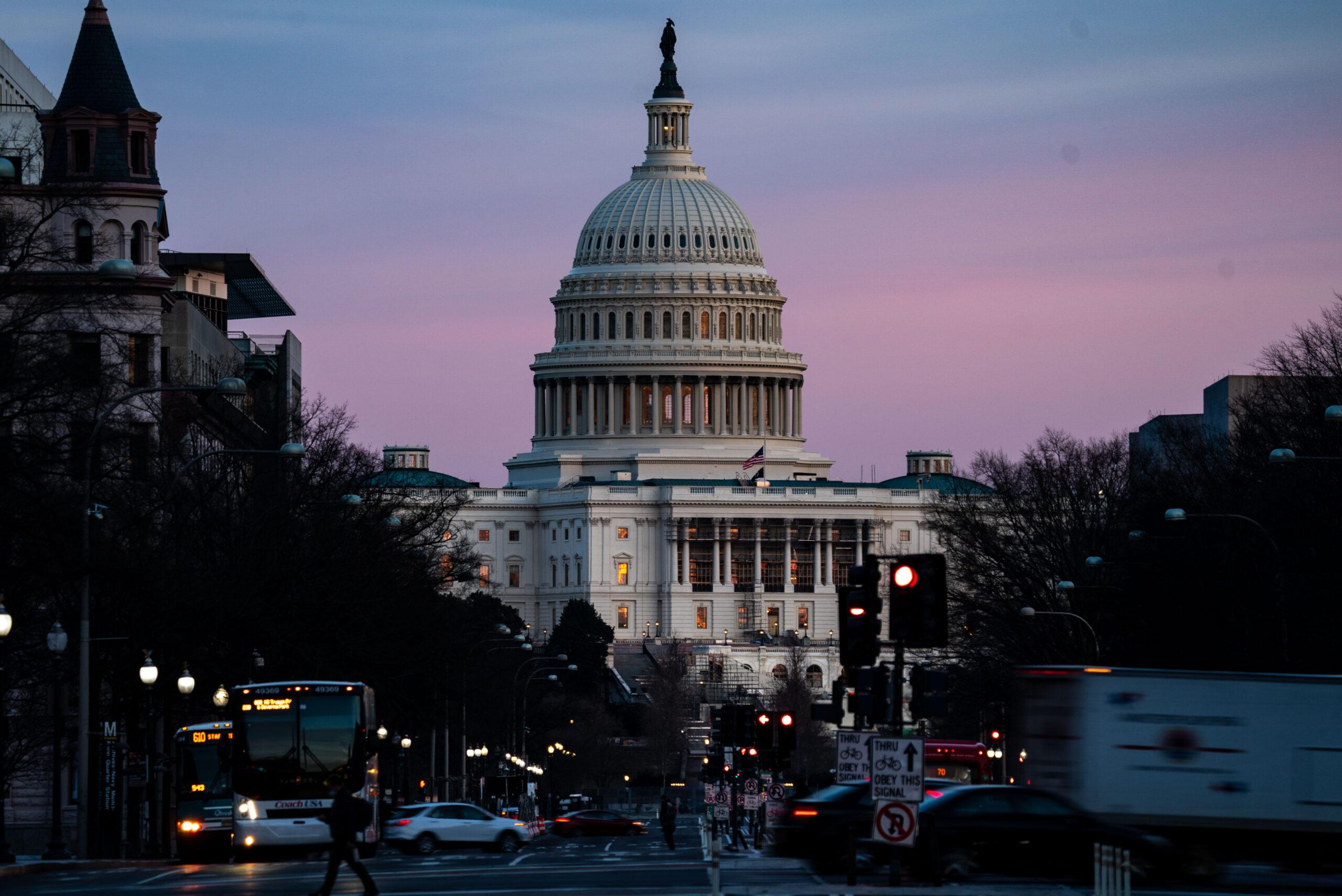 Capitoli dels Estats Units (Europa Press)