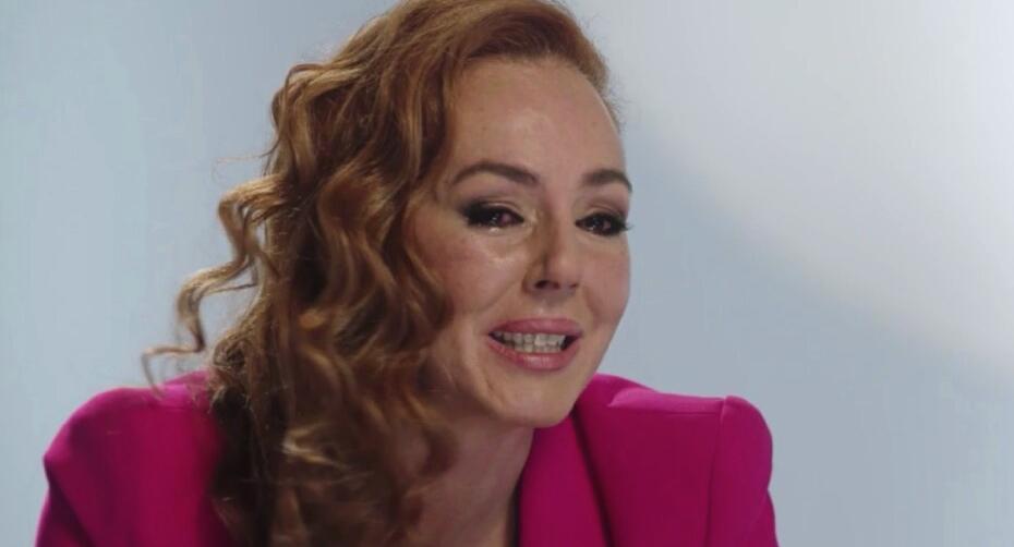 Rocío Carrasco plora en el seu documental - Telecinco