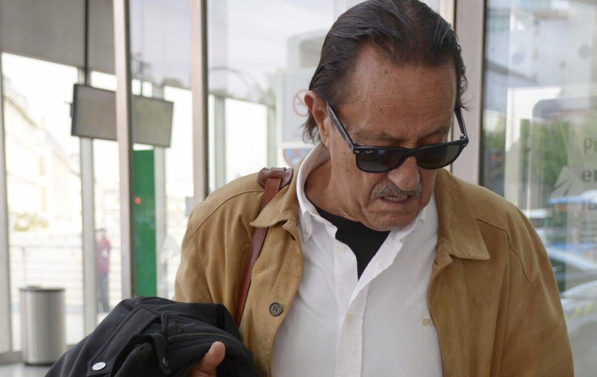 Julián Muñoz, ingressat a l'hospital - Europa Press