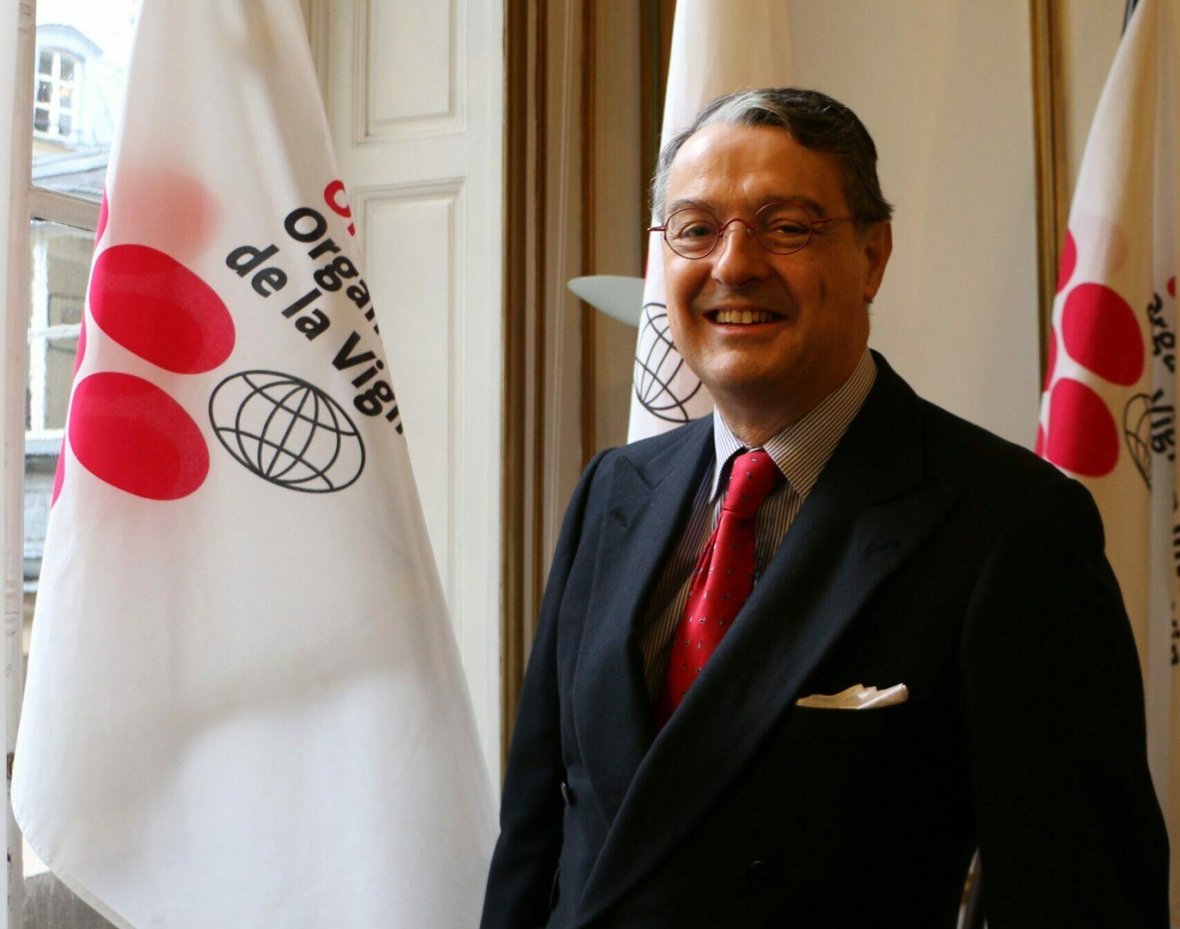 Pau Roca és el director general de la OIV