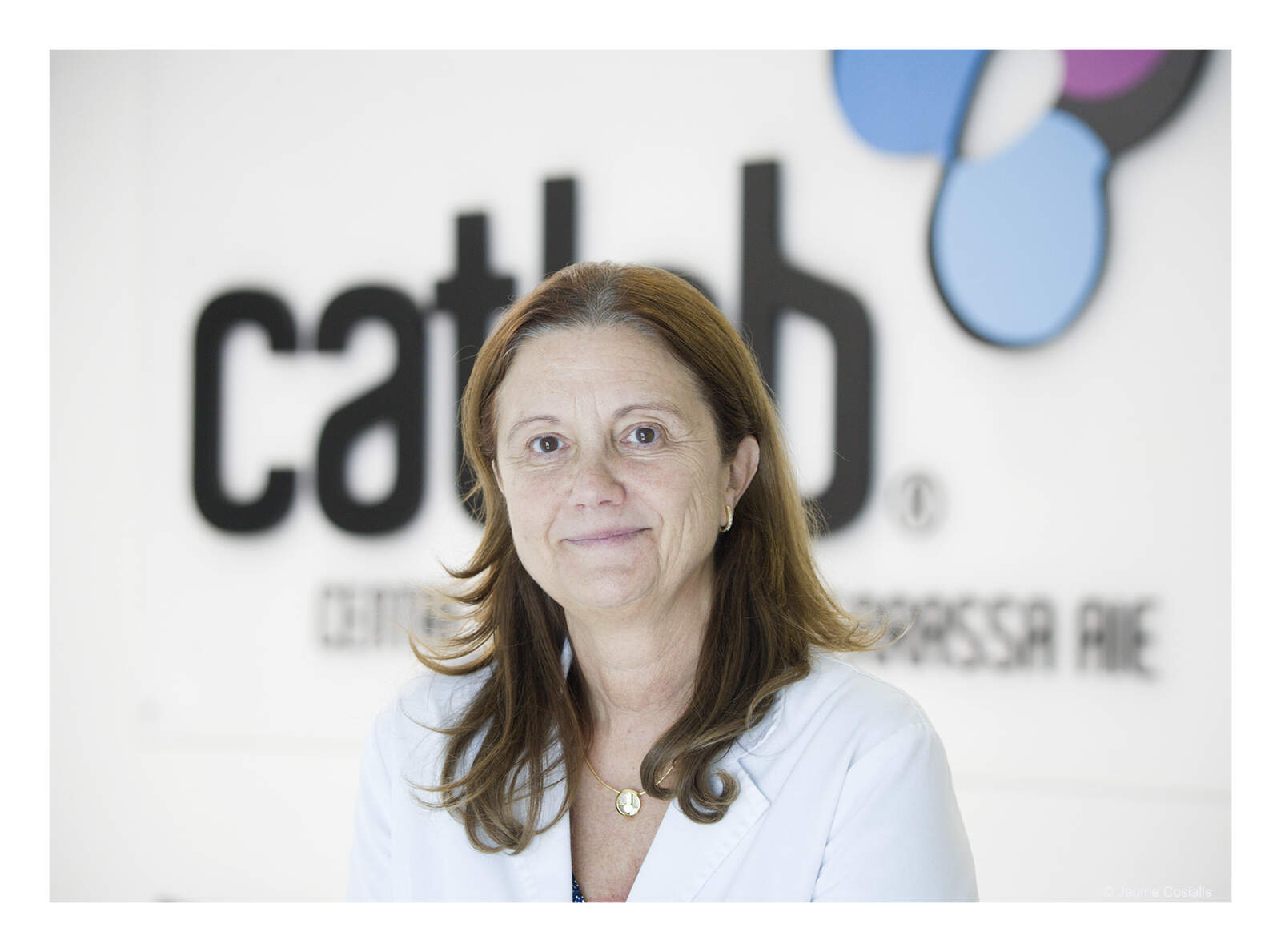 La Dra Imma Caballé, directora del laboratori Catlab