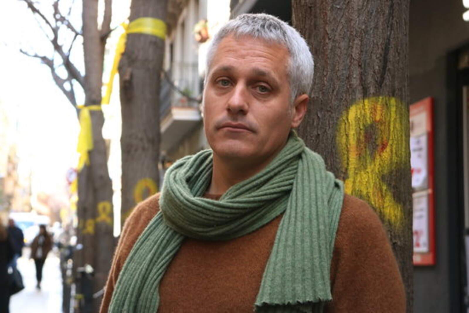 El director de cinema Marc Recha