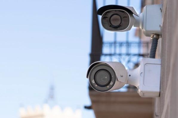 Les noves càmeres de control d'accés a l'illa de vianants estan ubicades al carrer dels Ametllers, de Sant Joan i de Pi i Margall | Aleix Mateu