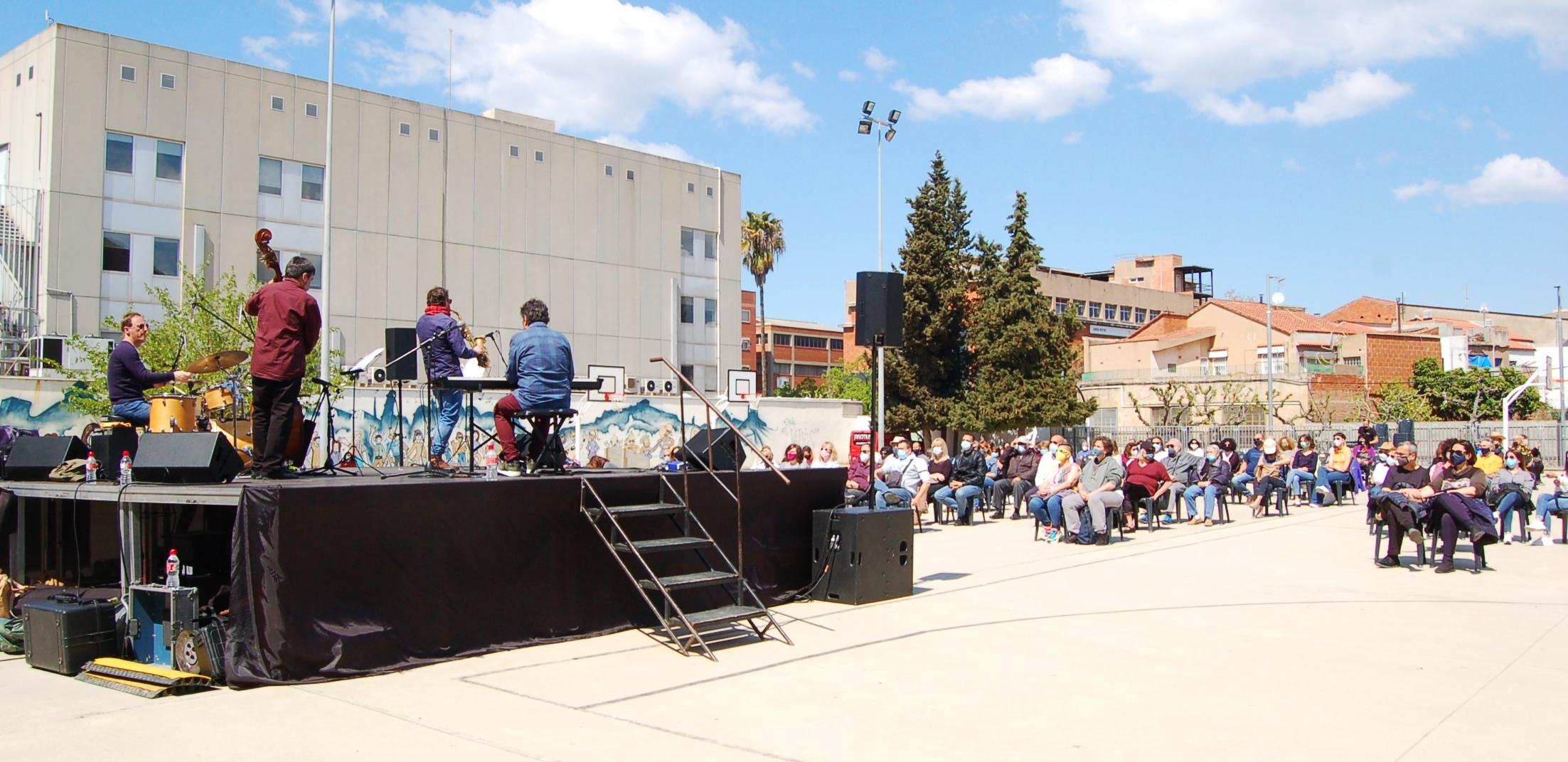 Concert a l'escola Vallès dins del cicle Jazz a prop | Ramon Navarro