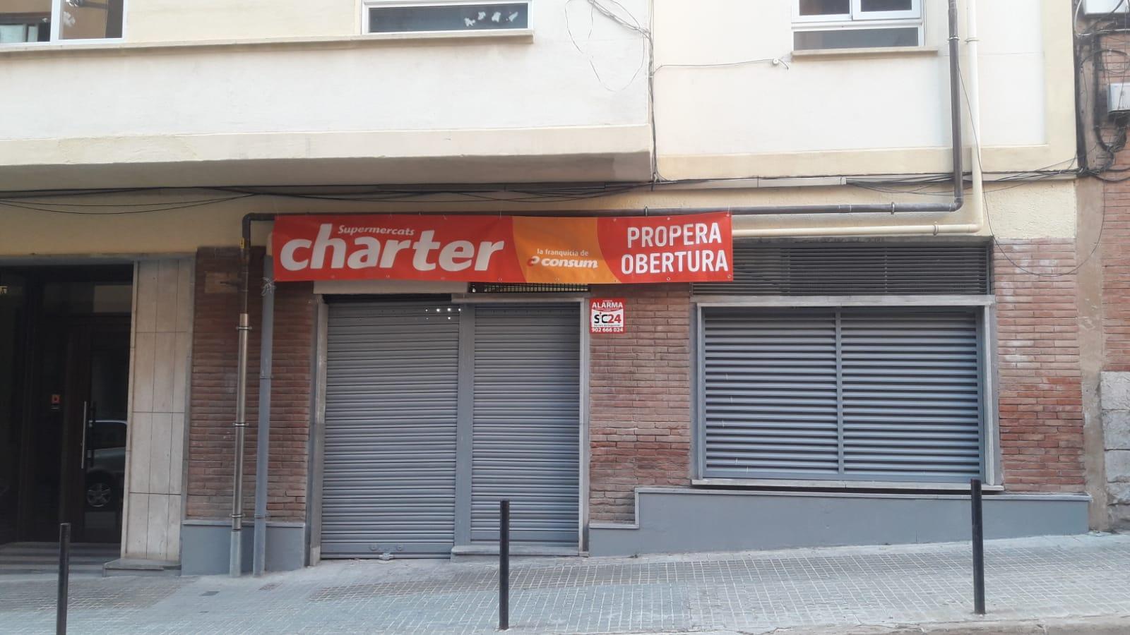 Nou supermercat a Terrassa | J.M.O.
