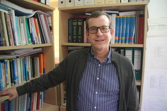 El catedràtic Jordi Salas-Salvadó
