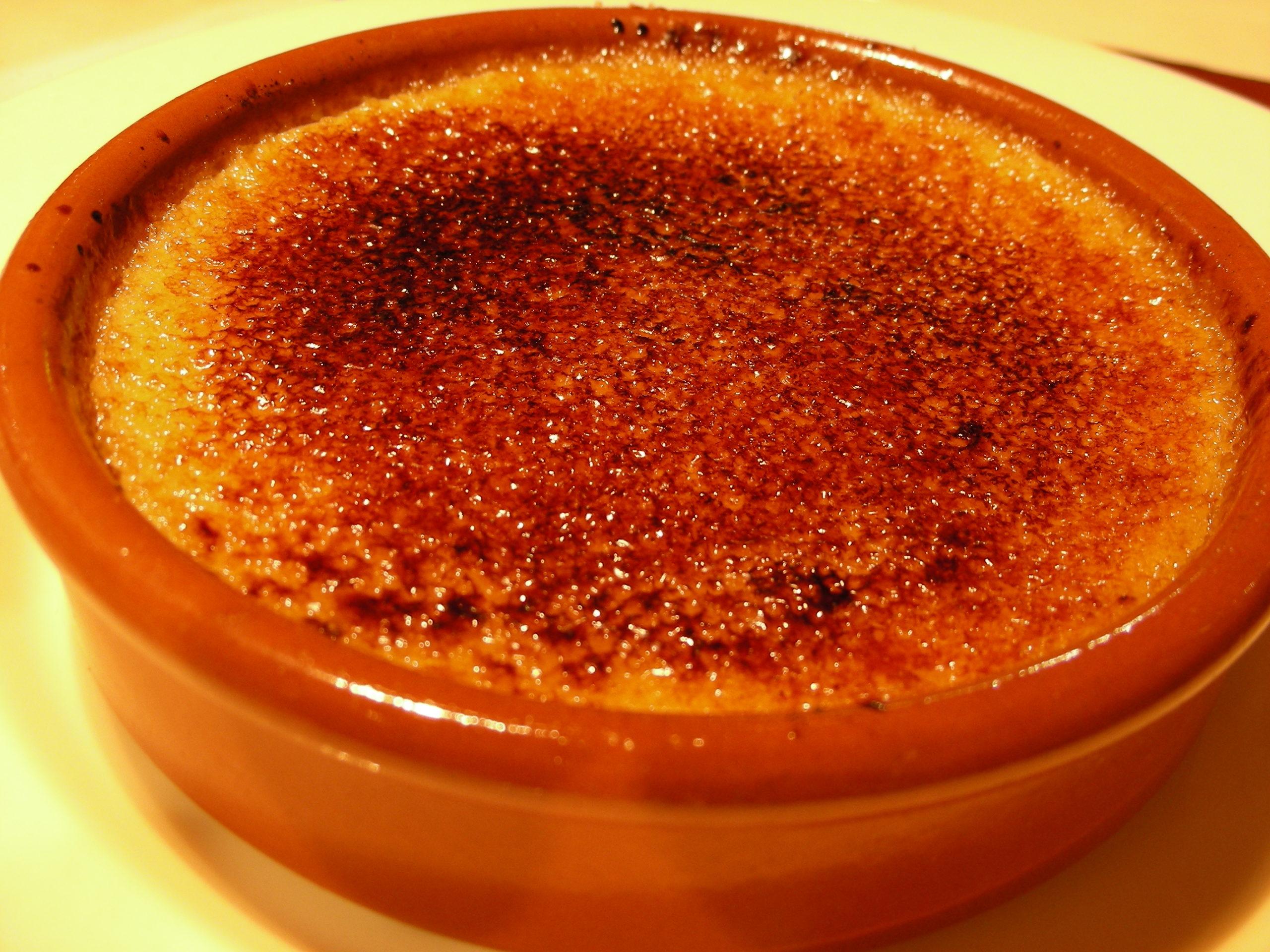 Crema catalana | Pixabay