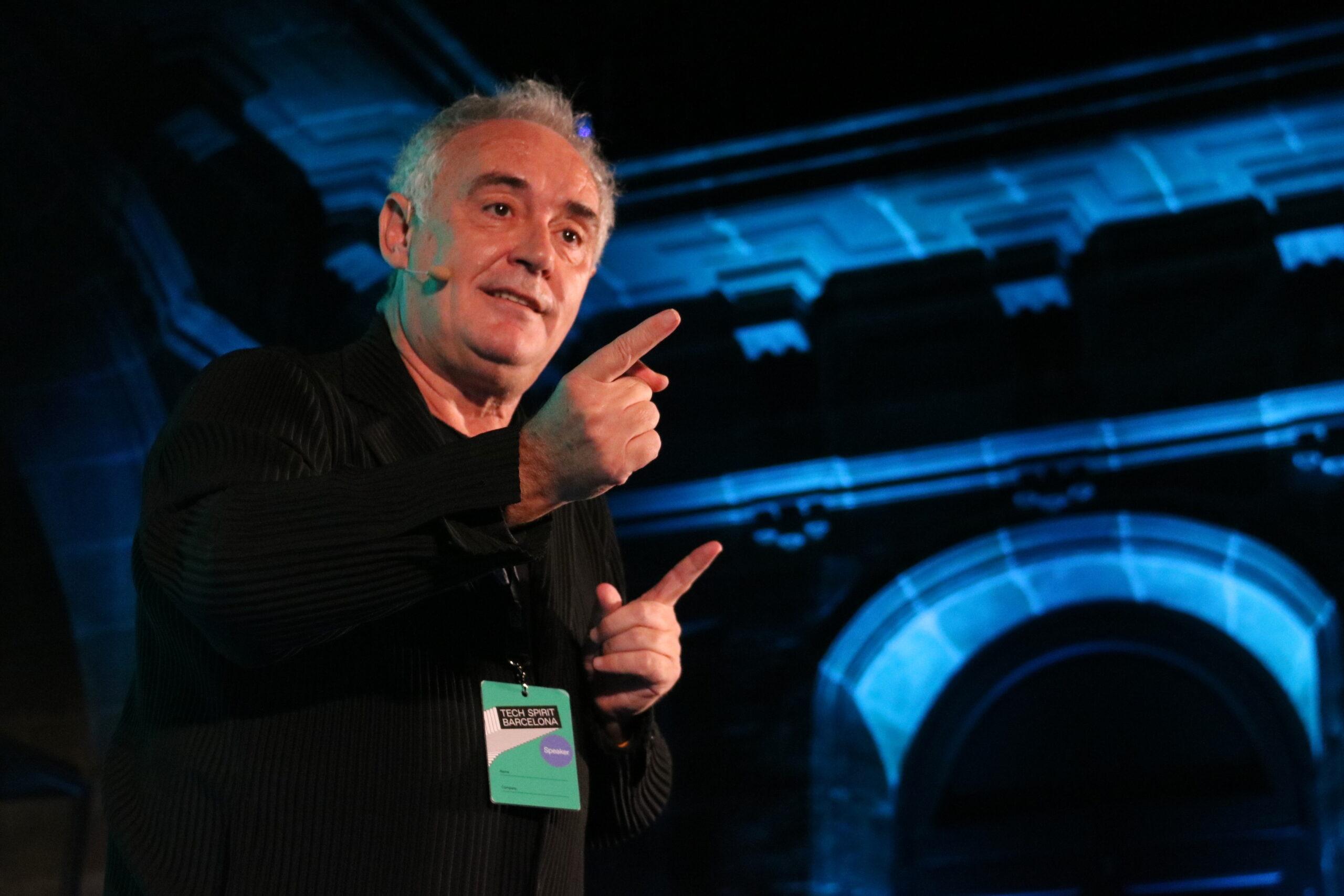 El responsable d'El Bulli Foundation, Ferran Adrià | ACN