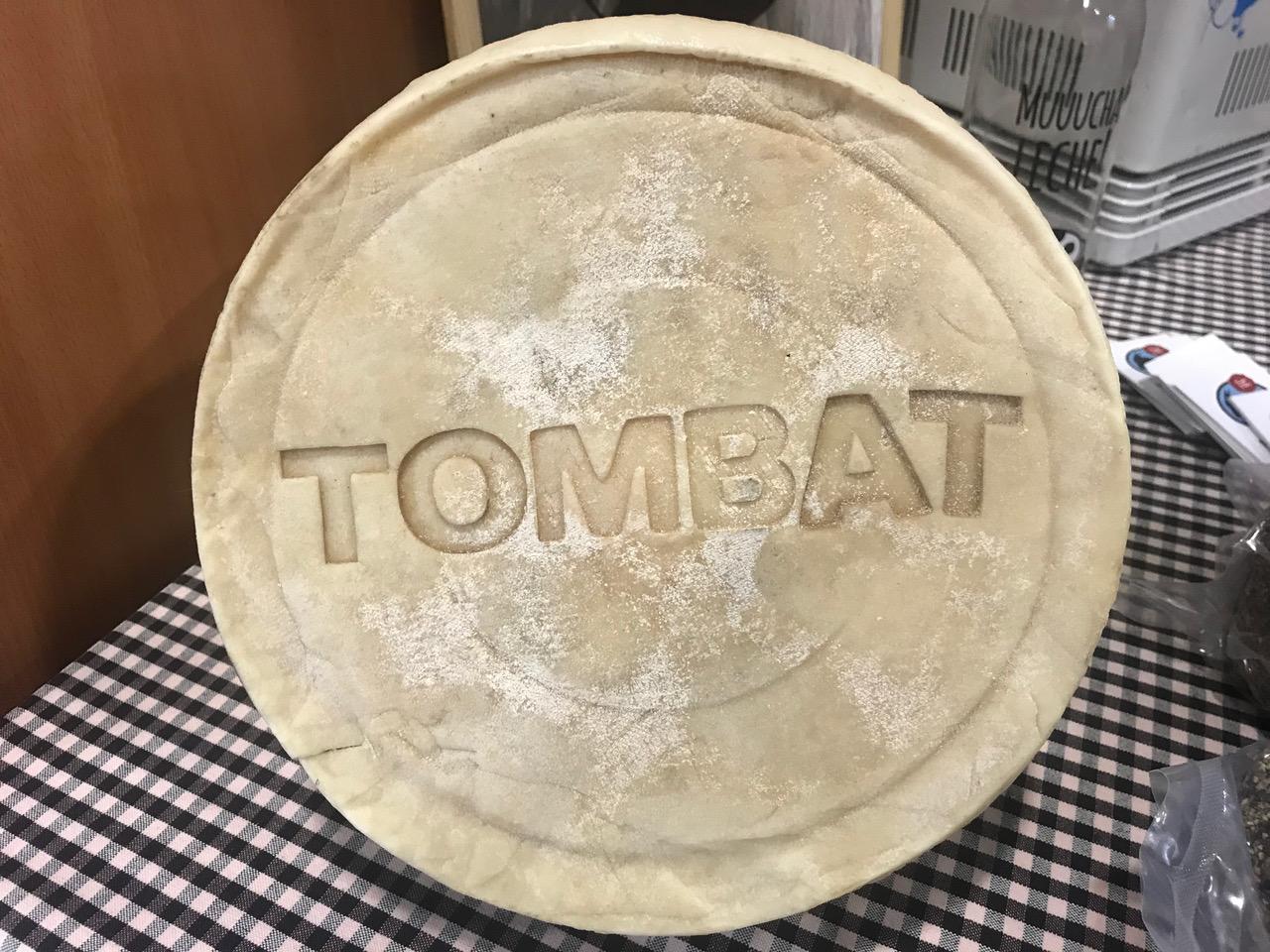 Formatge Tombat | Ramon Roset