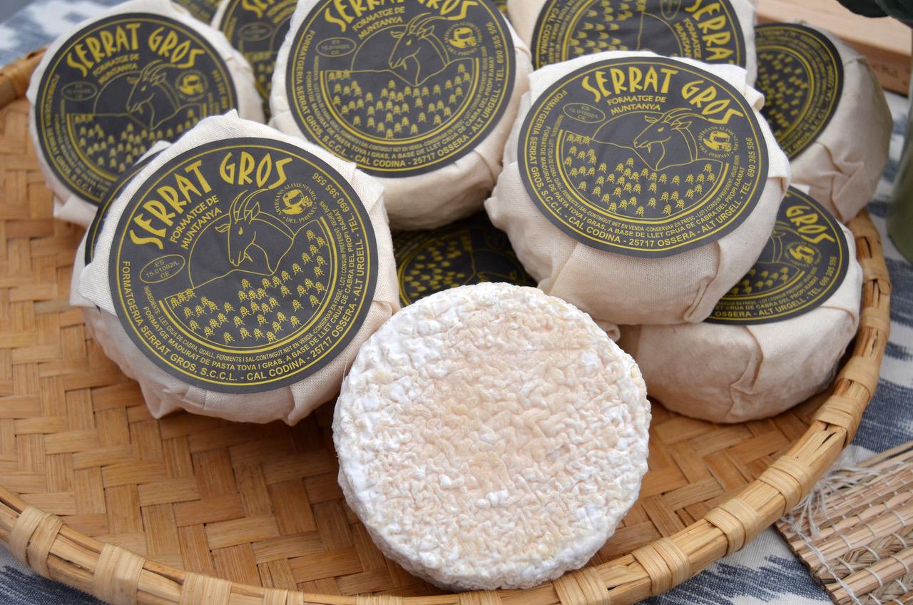 El formatge Serrat Gros | Formatgeria Serrat Gros