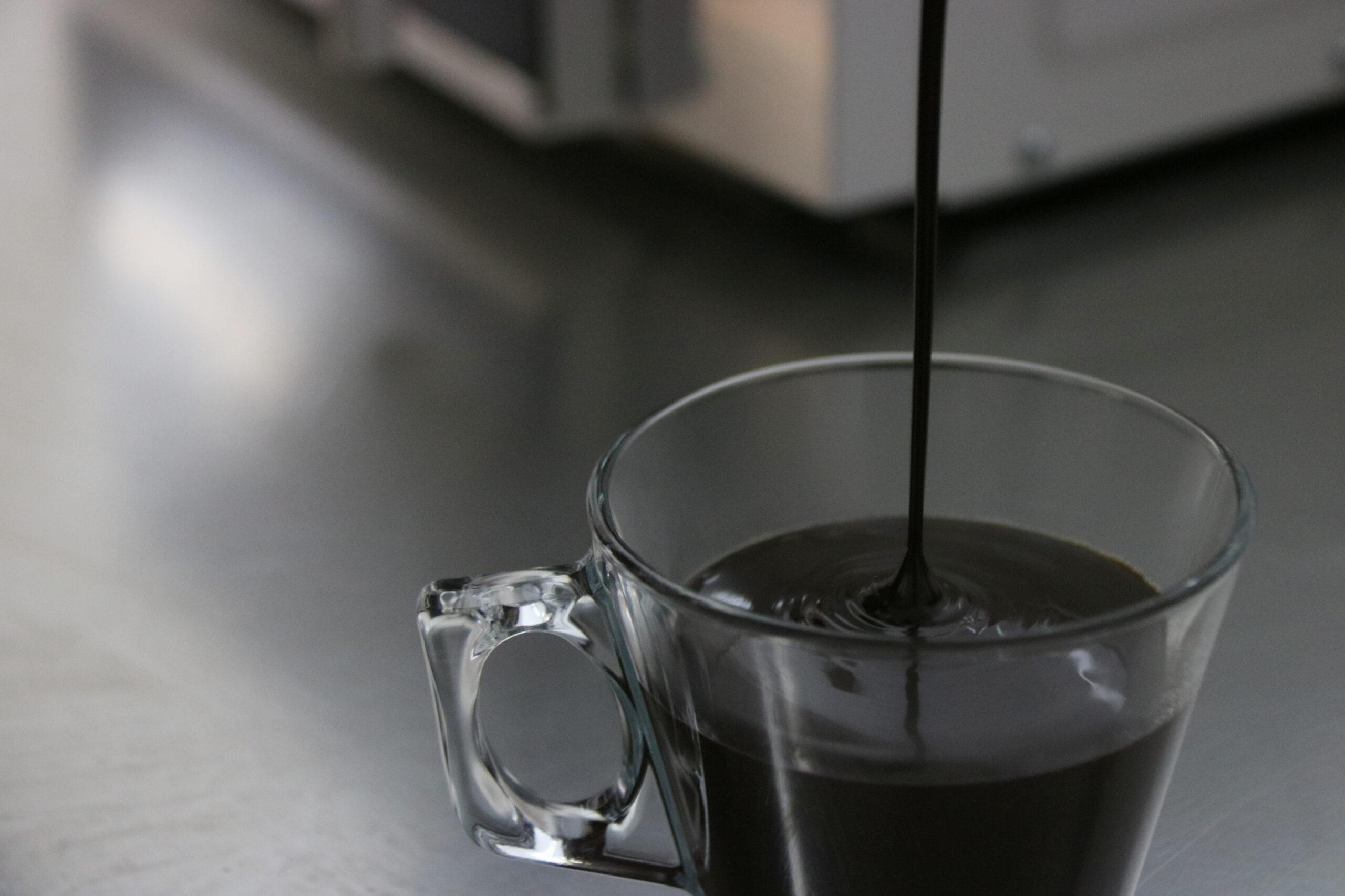 Una xocolata desfeta invent del propietari de Kakau, Marc Reventós | ACN