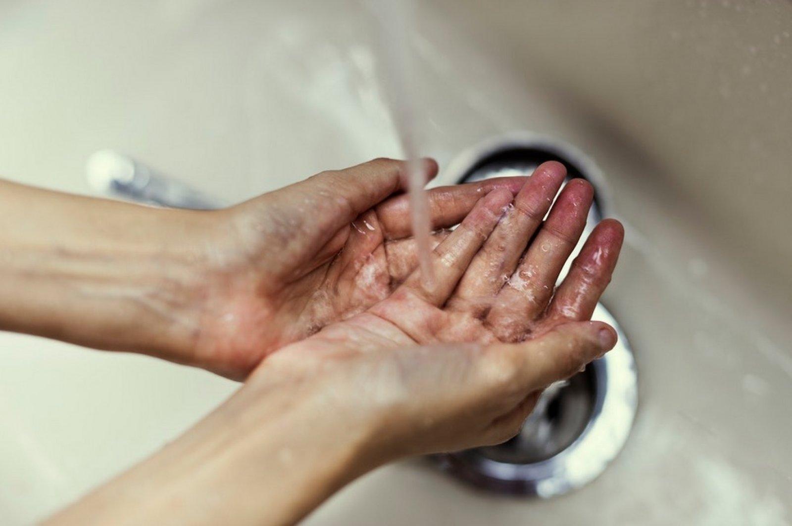 És important rentar-se bé les mans