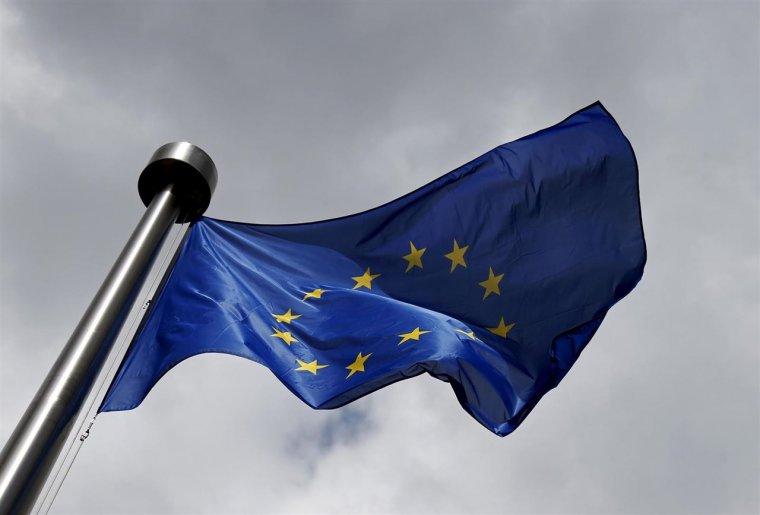Bandera de la Unió Europea    Europa Press