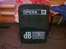 dB Technologies Opera 715D 2014 черный