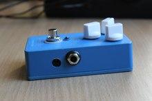 Reanimator's pedals Deep Blue Delay 2015 Blue
