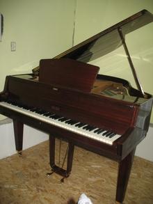 Geer пианино  коричневый