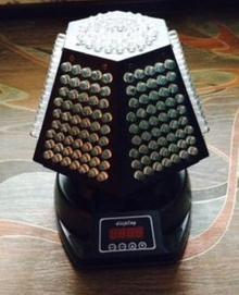 Световой прибор Atled 23 Piramid light 2015 black