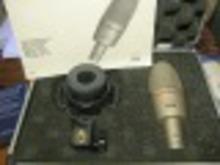 AKG C 3000B 2014 серебристый