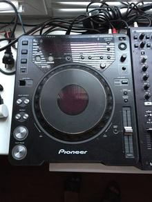 Pioneer + Behringer Cdj mk-2, cdj mk-3, nox 606  Черный