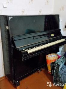 Фортепиано Черный
