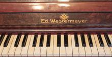 Ed Westermayer  Ed westermayer пианино 1956 коричневый