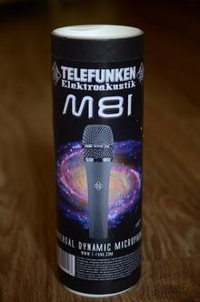 Telefunken   M 81