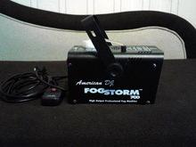 American DJ fog storm-700 2014 Чёрный
