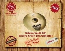 """Sabian Vault 18"""" Encore Crash (DeJohnette)"""