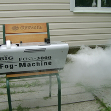 BIG FOG 3000 Дым машина 2012