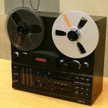 Fostex Model 20 Professional Mastering Reel to Reel Rec