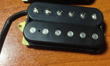 DiMarzio DP 192 F-spaced 2007 черный