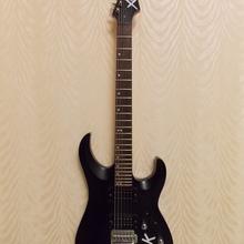 Cort X1 2010 Черный/матовый