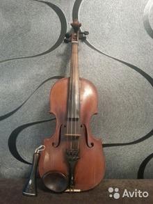 Cкрипка 4/4 1901 Коричневый