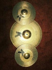 Zildjian  K custom 2014