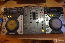 Pioneer DJM-400, CDJ-400
