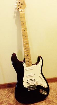 Fender Stratocaster special bullets  Бардовый
